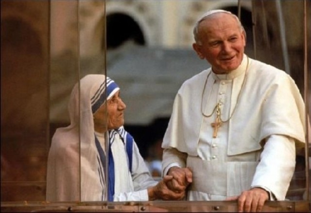 Petitioning The Vatican: CANONIZE MOTHER TERESA